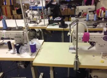 Швейный цех по цене оборудования