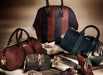 Магазин сумок и аксессуаров в топовом ТРК