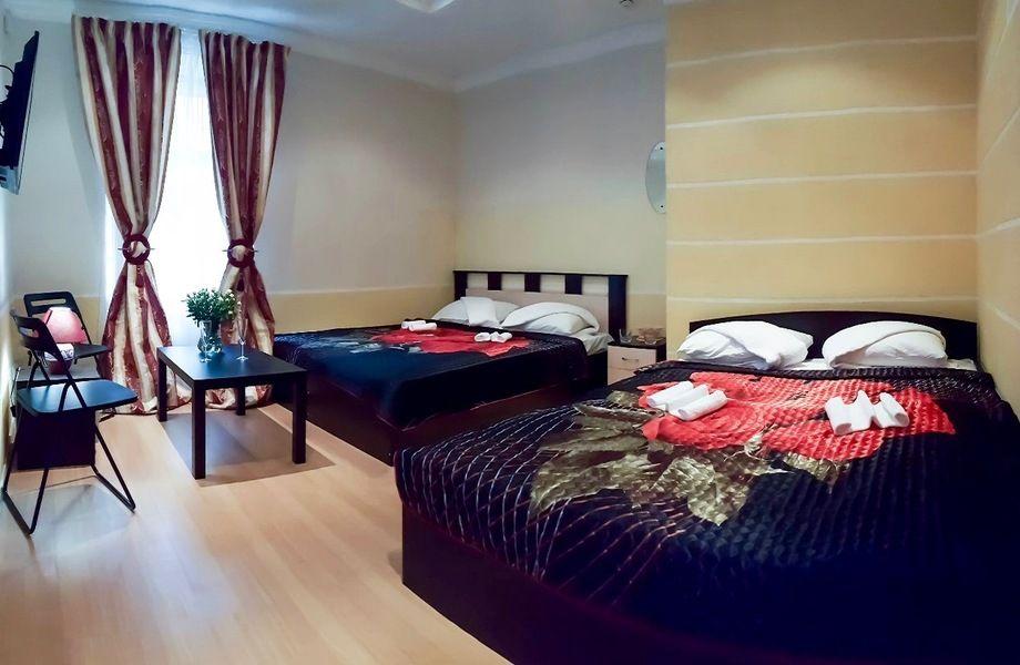 Шикарный мини-отель у Московского вокзала