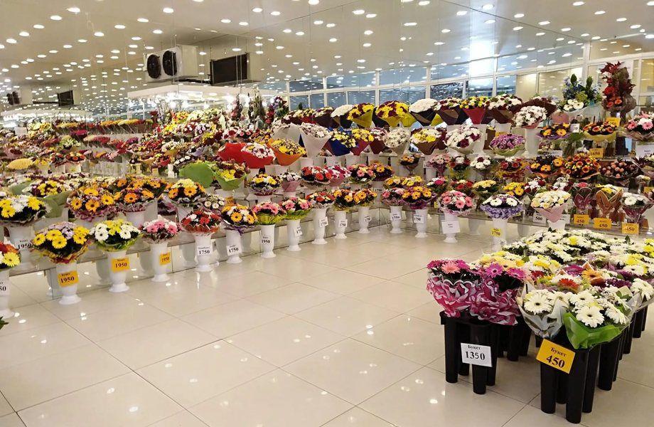 Сеть Магазинов Много Цветов