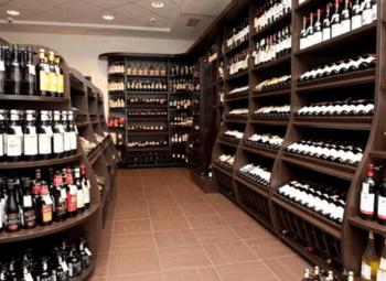 Магазин с лиценизей на алкоголь