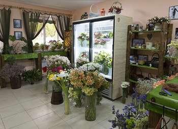 Два Цветочных магазина Красногвардейском районе