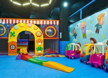 Развлекательный детский центр в ТРК