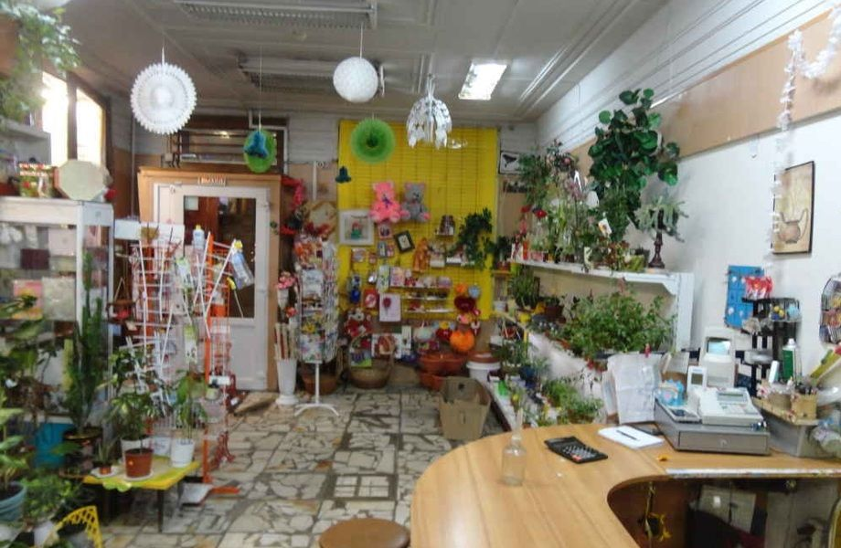 Цветочный магазин с быстрой окупаемостью