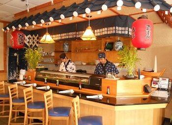 Суши бар с успешной франшизой