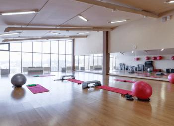 Фитнес-клуб в историческом центре города