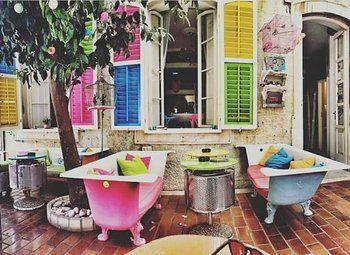 Очень креативное место! Кофейня/цветочный магазин/мастер-классы