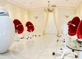 Кабинет косметологического отбеливания эмали