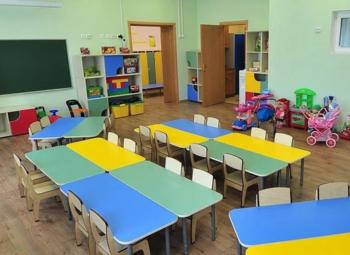 Языковой детский сад в центре города