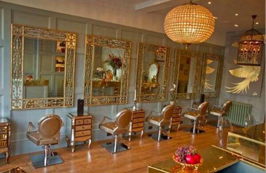 Салон красоты известный премиум класса