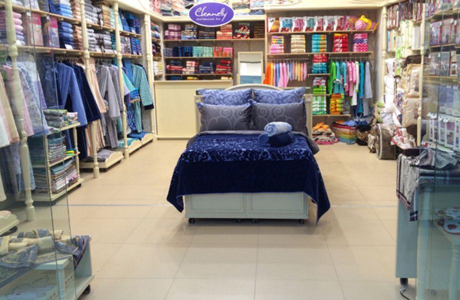 Магазин текстиля на Комендантском
