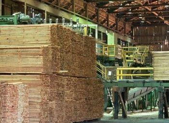 Лесоперерабатывающее предприятие с гарантированным сбытом