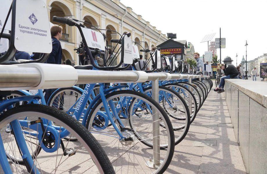 Прокат спортивных и горных велосипедов в Санкт-Петербурге