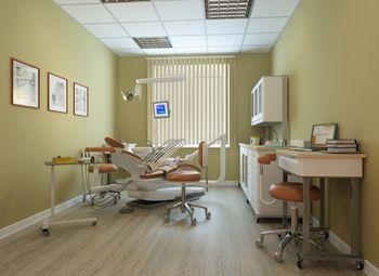 Стоматология с кабинетом косметологии в центре города