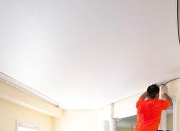 Бизнес по установке натяжных потолков