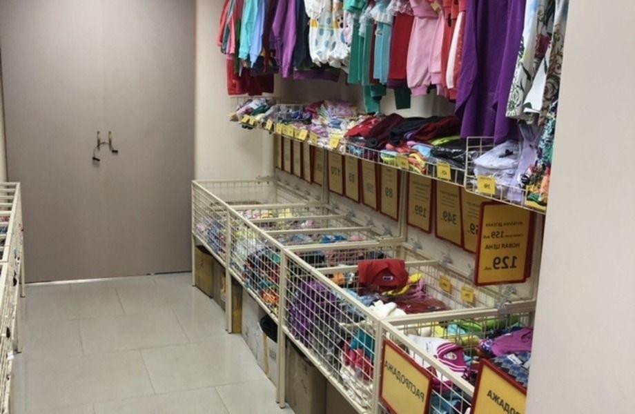 Магазин одежды эконом варианта