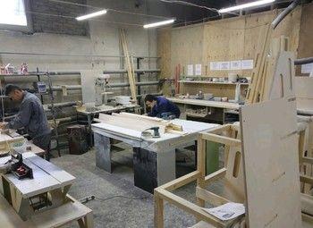Мебельное производство из массива