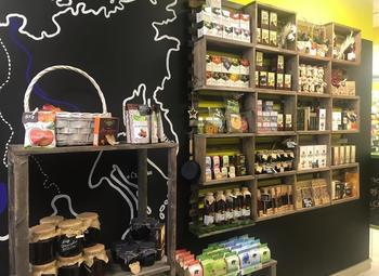 Магазин по продаже мясных и рыбных деликатесов + интернет-магазин