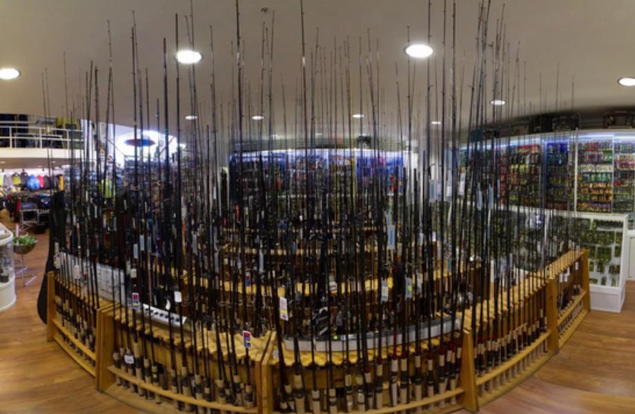 Большой Рыбацкий Магазин В Москве