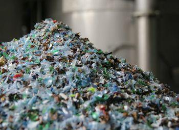 Действующая и налаженная переработка полимеров