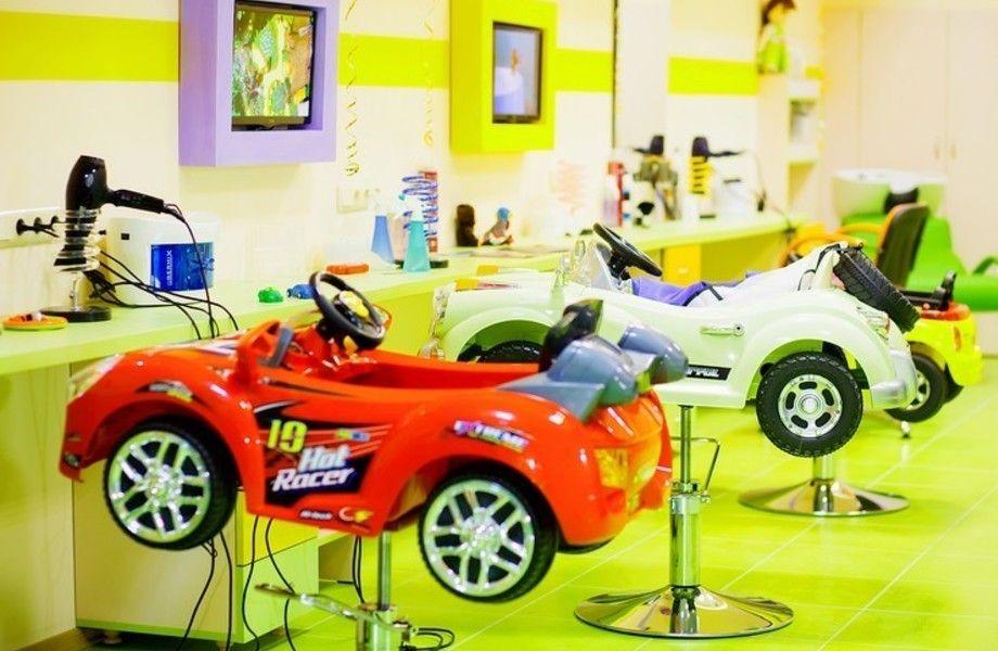 Детская парикмахерская (Парнас)