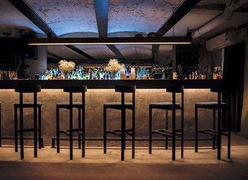 Уникальный бар в центре города