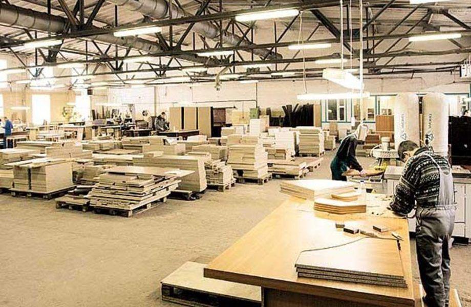 Мебельное производство на Ваське