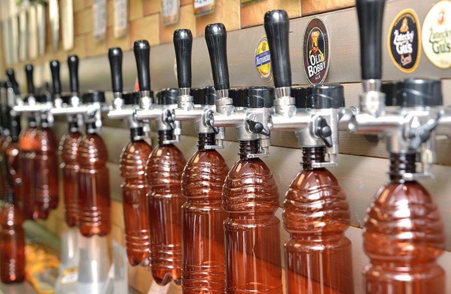 франшиза на продажу разливного пива