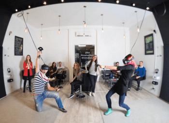 Прибыльный клуб виртуальной реальности