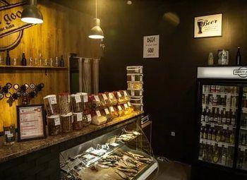 Пивной магазин-бар на Гагарина