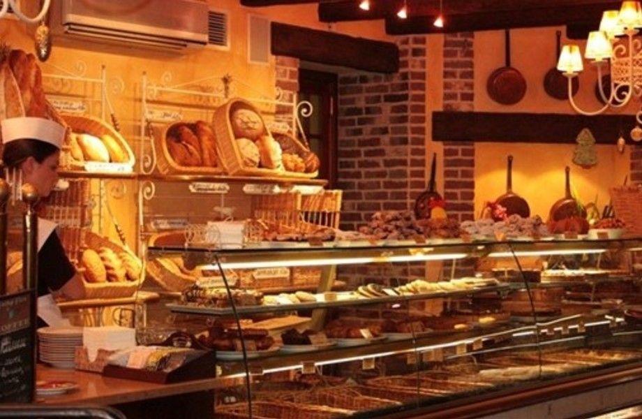 Пекарня с уникальной концепцией на севере города
