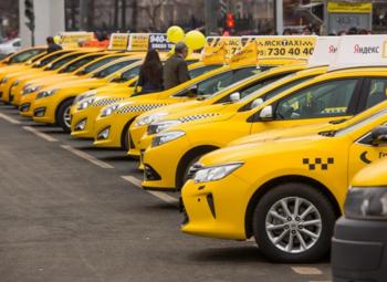 Прибыльный таксопарк в Выборгском районе
