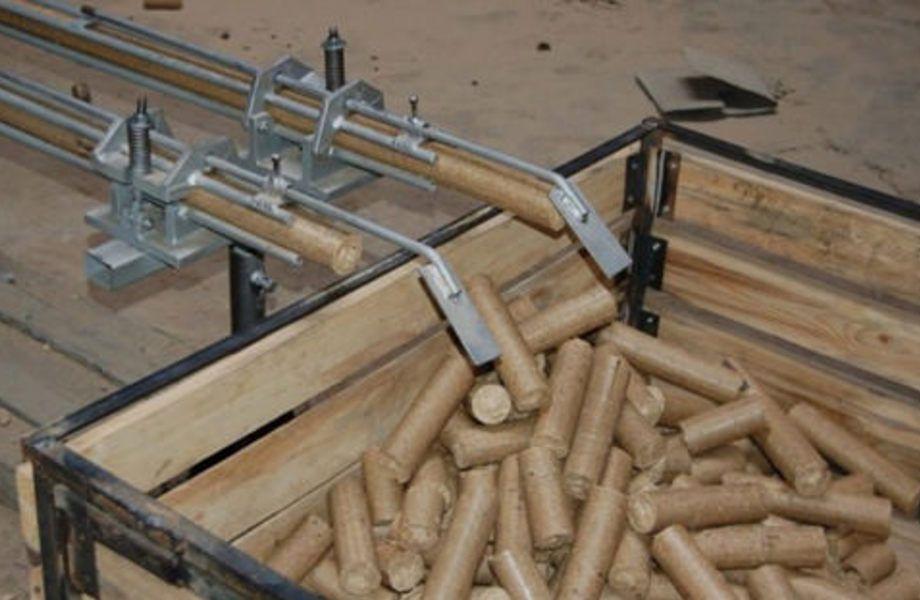 Высокорентабельное производство топливных пеллет и комбикорма