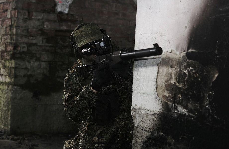 Максимальная реальность военно-тактических игр