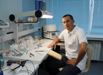 Зуботехническая лаборатория в Василеостровском районе