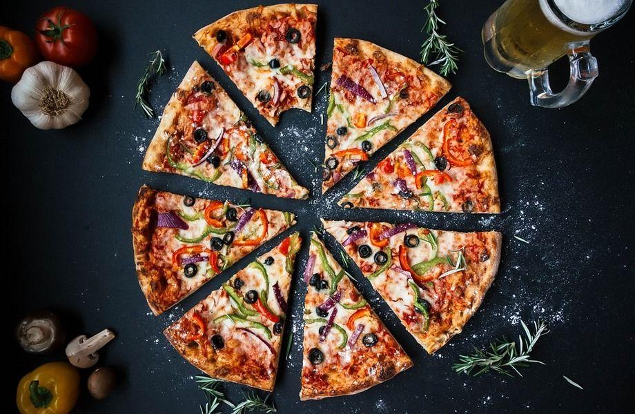 Прибыльная доставка суши и пиццы