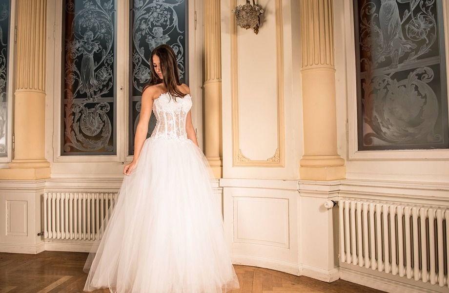 Эксклюзивный свадебный салон