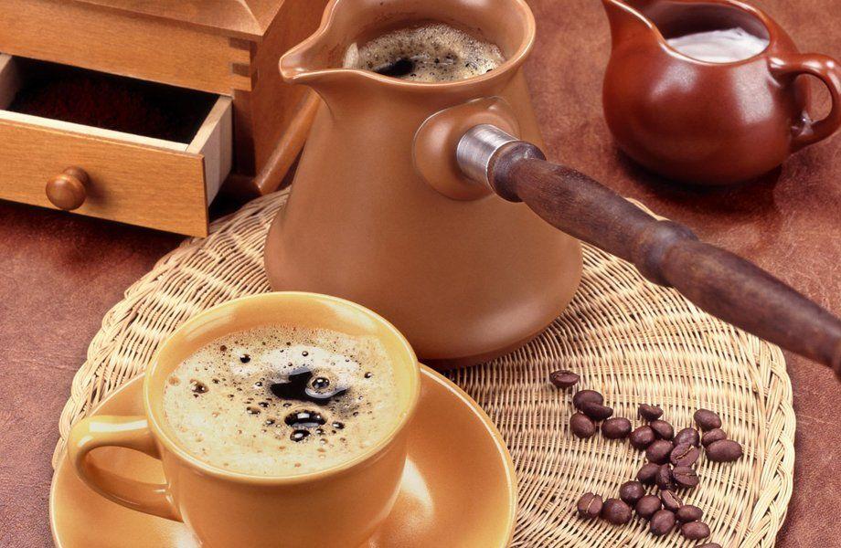 Кофе под известным брендом с высоким трафиком