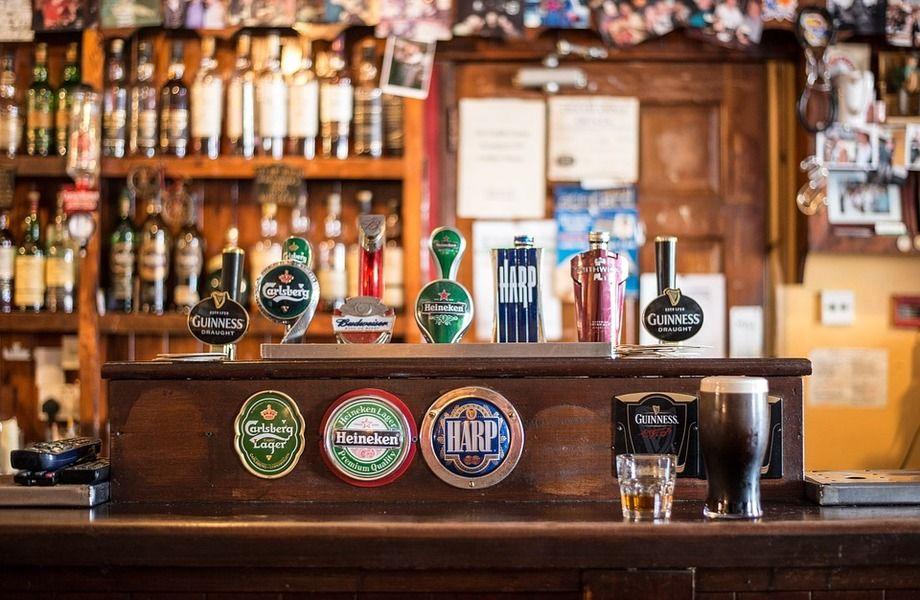 Популярный магазин-бар крафтового пива