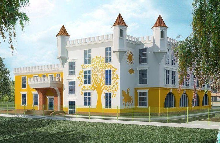 Продается частный детский сад на комендантском проспекте.