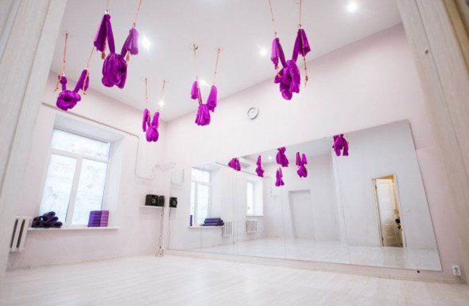 Школа танцев один из филиалов сети танцевальных студий