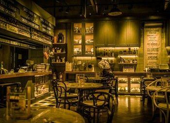 Кафе-бар на московском проспекте