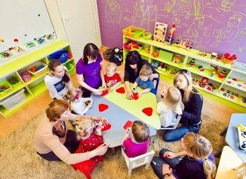 Детский развивающий центр с франшизой