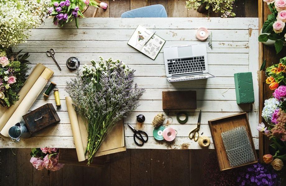 Авторский цветочный магазин