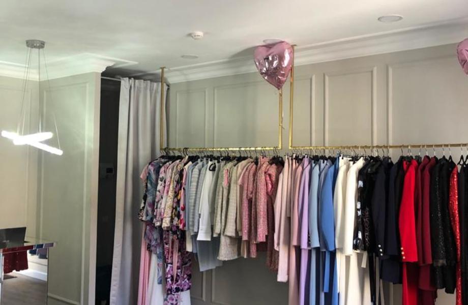 Магазин одежды известного бренда