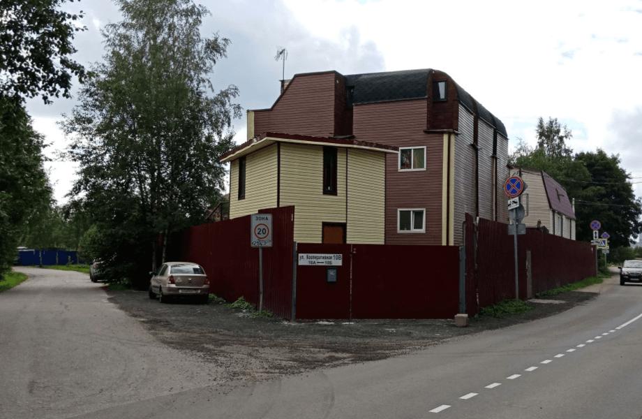 4-х этажный дом в собственность