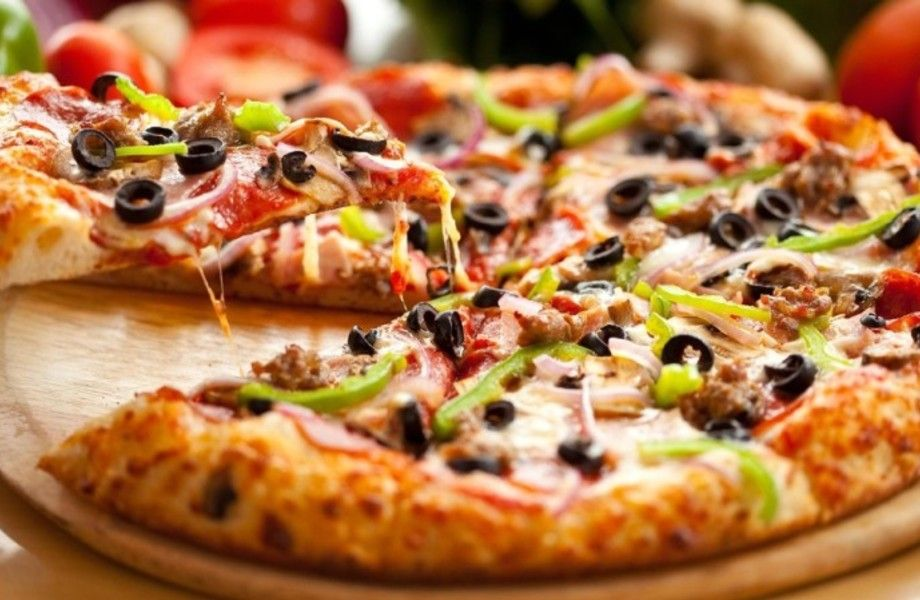 Ресторанчик суши и пиццы