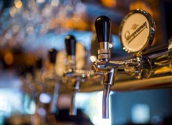 Популярная сеть магазинов разливного пива