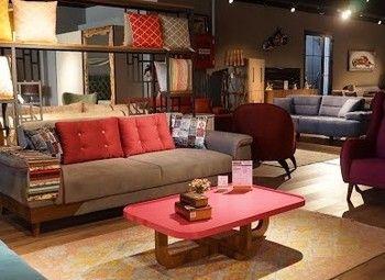 Магазин мягкой мебели