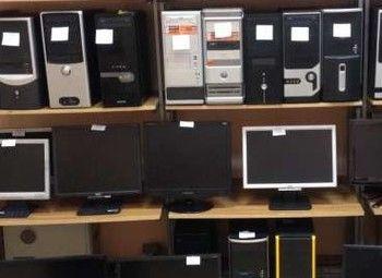 Магазин БУ компьютерной техники